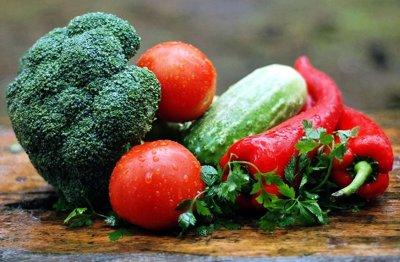 В Латвии подорожают овощи и фрукты