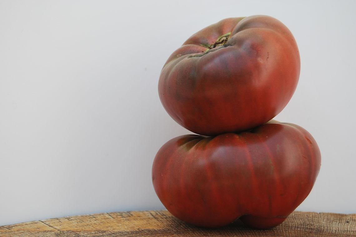 Коллекционные сорта томатов мировой селекции Голубые небеса