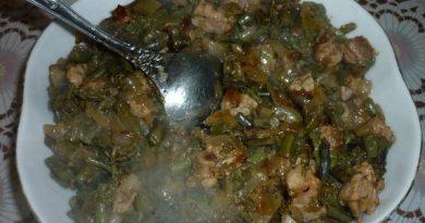 Папоротник с мясом – рецепты приготовления оригинальных азиатских блюд на любой вкус!