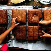 Классический имбирный пряник Scottish Gingerbread