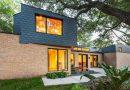 Красивые фасады двухэтажных домов на фото: выбор отделки